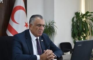 Bakan Çavuşoğlu Çanakkale Zaferi'nin yıl dönümü...