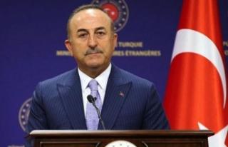Çavuşoğlu: Mısır'la diplomatik temaslarımız...