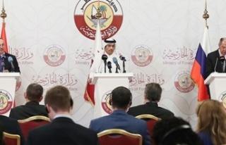 Çavuşoğlu: Türkiye Suriye'nin toprak bütünlüğünü...