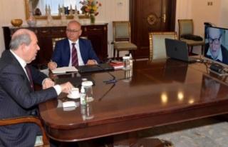 Cumhurbaşkanı Tatar: Deniz yetki alanları, hafife...
