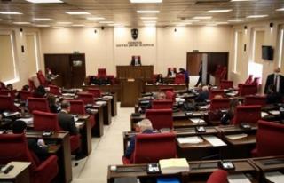 Cumhuriyet Meclisi Genel Kurulu toplantısı, güncel...