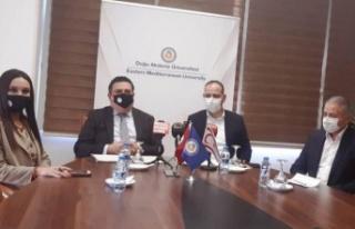 DAÜ – LTB İşbirliği Protokolü imzalandı