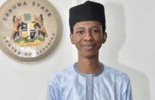 DAÜ mezunu Khalil Nur Khalil Nijerya Kaduna eyaleti'nin...