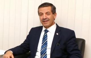 Ertuğruloğlu, İsrail devlet televizyonu canlı...