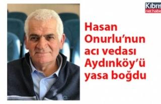 Hasan Onurlu'nun acı vedası Aydınköy'ü yasa...