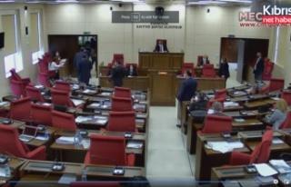 Kavga sonrası meclis toplanamadı