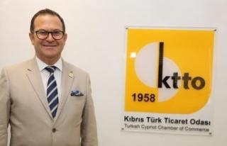 KTTO, KKTC'de koronavirüs salgınının ekonomiye...