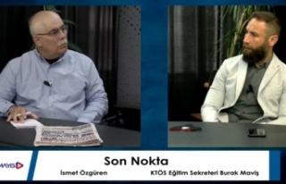 Maviş: Türkiye'deki AKP İktidarı ve yerli işbirlikçilerine...