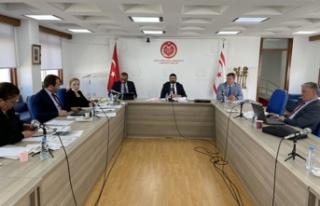 Meclis KIB-TEK araştırma komitesi toplandı