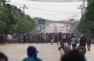 Myanmar'da ordu halka savaş açtı