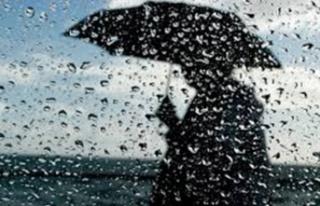Pazar günü hariç yağmur bekleniyor