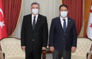 Saner, Türkiye Sanayi ve Teknoloji Bakan Yardımcısı...