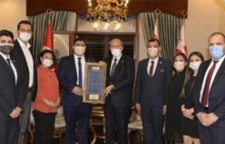 Tatar: Cumhurbaşkanlığı kapıları ülkemizin...