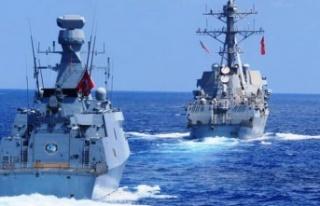 Türkiye ve ABD'den Doğu Akdeniz'de iş...