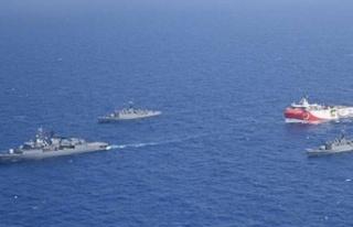 Türkiye, Yunanistan, İsrail ve AB'ye nota verdi