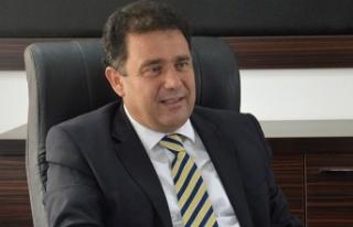 UBP Genel Başkanı ve Başbakan Saner'den ABD'ye...