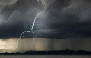 Yarın ve Cuma günü fırtına bekleniyor