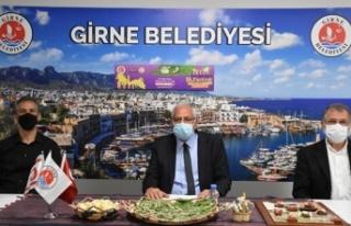 16. Kıbrıs İpek Koza Festivali, 1- 2 Mayıs'ta...