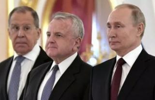 ABD'nin Moskova Büyükelçisi Washington'a...