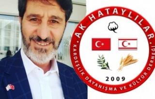 Ak Hataylılardan Tatar'a destek