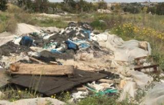 Atıkların temizlenmesinin önündeki engel itfaiye