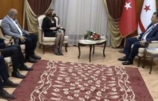 """Başbakan Saner: """"Protokol Cumhurbaşkanı Erdoğan'ın..."""
