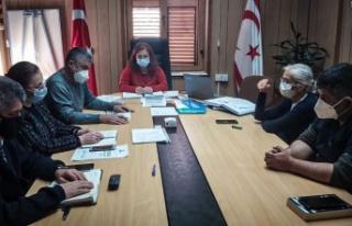 Bulaşıcı Hastalıklar Üst Komitesi haftalık toplantılarını...