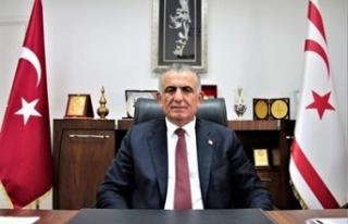 Çavuşoğlu, Rüstem Tatar'ın vefatı nedeniyle...