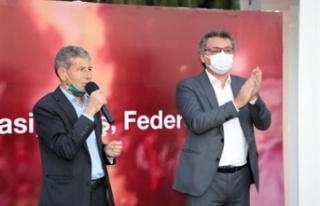 CTP'nin barış ateşi İskele ve Güzelyurt'ta...
