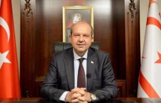 Cumhurbaşkanı Tatar, Biden'ı kınadı