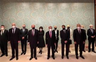 Cumhurbaşkanı Tatar, BM genel sekreteri Guterres'in...