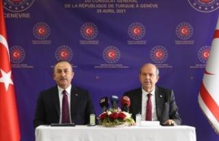 Cumhurbaşkanı Tatar: Kıbrıs meselesinde yeni bir...