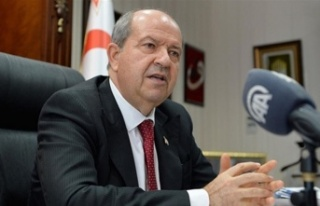 """Cumhurbaşkanı Tatar: """"Memnuniyetle Yeni Vizyonumu..."""