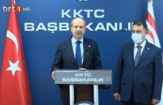 Cumhurbaşkanı Tatar Pazartesi Ankara'da Erdoğan...