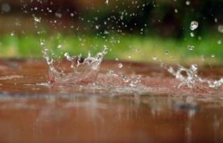 En Çok Yağış Metrekareye 18 Kg İle Selvilitepe'ye...