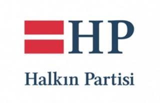 Halkın Partisi, KIB-TEK hakkında Maliye Teftiş...
