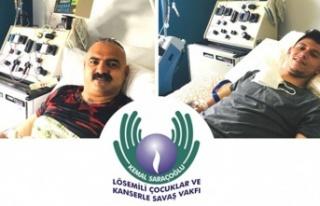 Kemal Saraçoğlu Vakfı'na verilen örnekler iki...
