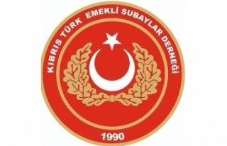 Kıbrıs Türk Emekli Subaylar Derneği'den başsağlığı...