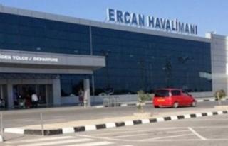 KTAMS, KAMU-İŞ, KAMUSEN Ercan'da grev başlattı