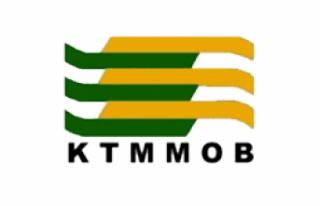 KTMMOB: Çözüm ve barış için atılacak adımların...