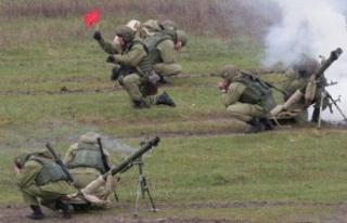 Mevlevi'de 6-15 Nisan tarihlerinde top atışı...