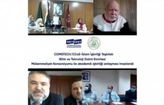 NETKENT Üniversitesi ile Comstech/ccoe İslam İşbirliği...