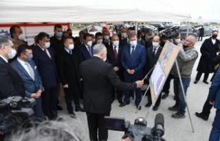 Oktay: Türkiye olarak üreten bir Kıbrıs istiyoruz