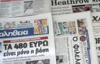 Rum basınının iddiasına göre, Türk tarafı cömert...