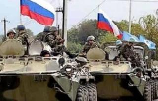 Rusya, Ukrayna sınırlarındaki askerlerini geri...
