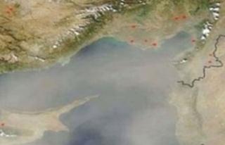 Tozlu havanın haftaya Perşembe gününe kadar etkili...