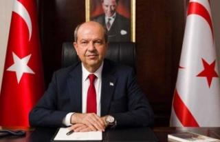 Cumhurbaşkanı Tatar'dan BM Genel Sekreteri Guterres'e...
