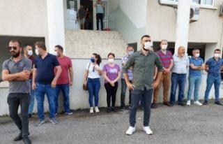 GÜÇ-SEN: Gümrük Dairesi'ndeki personel eksikliğinden...