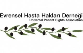 Hasta Hakları Derneği, yasa talebini tekrarladı