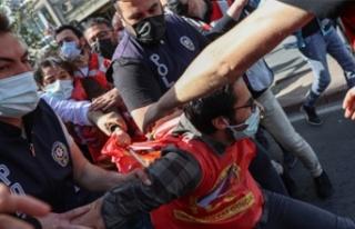 İstanbul'da olaylı 1 Mayıs... 212 kişi tutuklandı